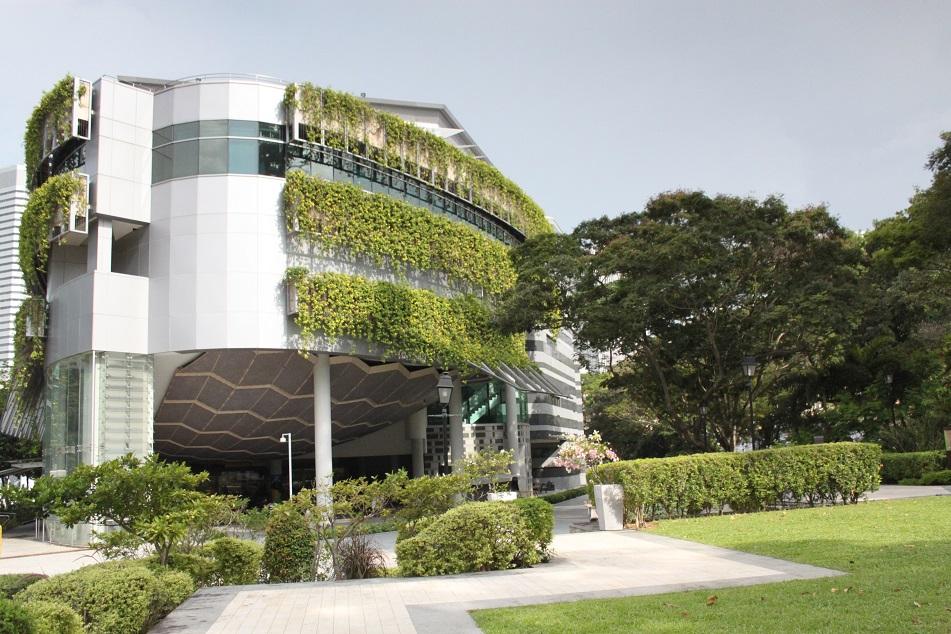 Singapore, A Garden City