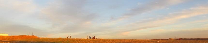 Baharka Camp for displaced people, Erbil, Kurdistan Region of Iraq, December 2014 (Copyright: Amnesty International)