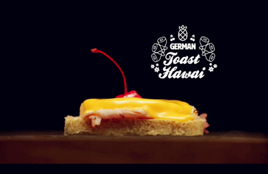 10 The Toast Hawaii from Germany_副本