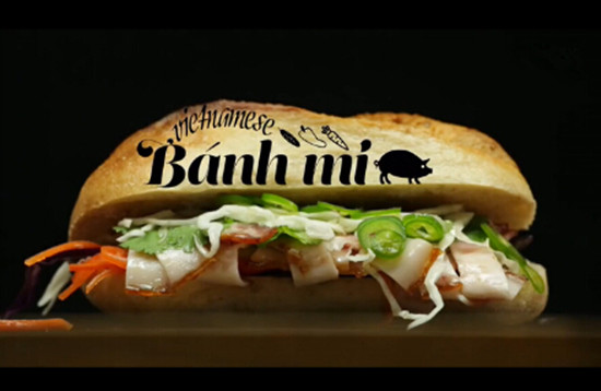 6 The Vietnamese Banh Mi Sandwich_副本