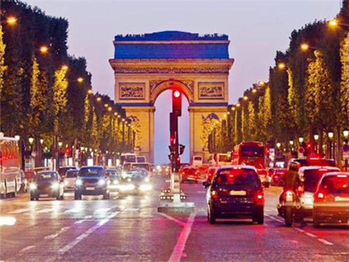 86 1. Champs Elysees, Paris, France_副本