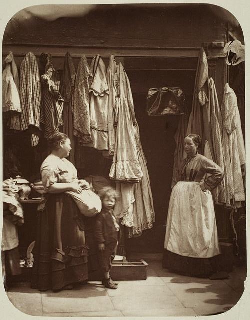 19th clothes