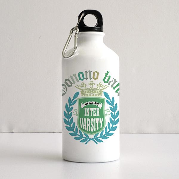 用博132 Art Printed Sports Water Bottles
