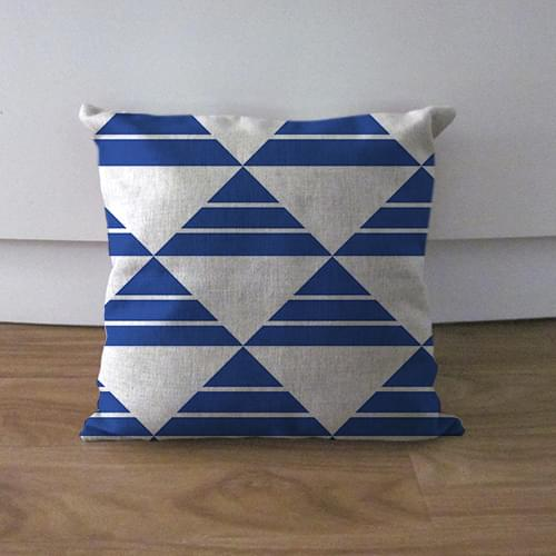 Geometric Pillow 2001055