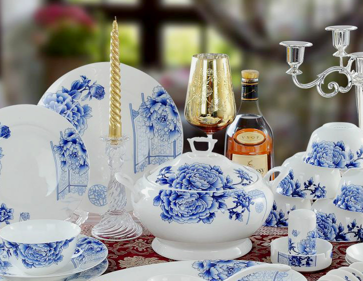 top2chinese-element-tableware