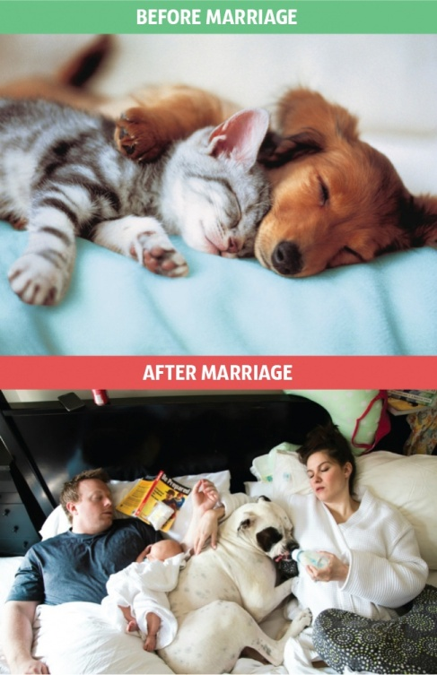 14photos-show-how-life-changes-after-married