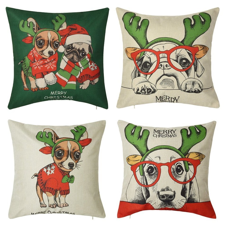 1merry-christmas-series-throw-pillow-case-cotton-linen-cushion-cover