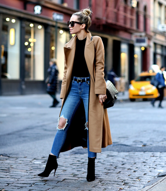 13this-cute-winter-style-consisting-of-distressed-denim-jeans-an-oversized-camel-coat-and-spike-heeled-booties-for-that-perfect-edgy-feel